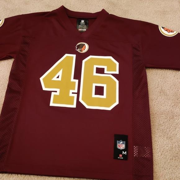 Kids- Alfred Morris Redskins throwback jersey (M)